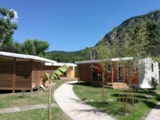 Rental - Cottage Bambou 22m² (2 bedrooms)** - YELLOH! VILLAGE - LE PRE LOMBARD