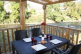 Rental - Cottage Evasion Rivière 27m² (2  bedrooms)*** - YELLOH! VILLAGE - LE PRE LOMBARD