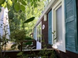 Rental - Cottage | 3 Bedrooms, Air-Conditioned - Camping Les Chapelains