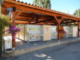 Rental - Coco Sweet 2 People - Camping Les Chapelains