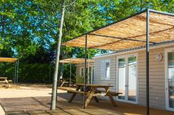 Mobilehome Rossinyol (6 adultes)
