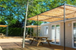 Rental - Mobilehome Rossinyol (6 adults) - Camping La Tordera