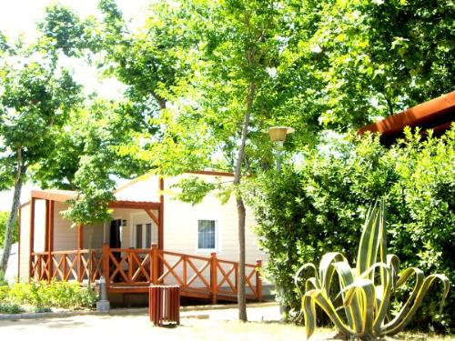 Wheelchair friendly Capfun - Camping La Tordera - Malgrat de Mar