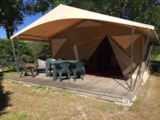 Rental - Lodge Canada Without Toilet Blocks - Camping La Chesnays