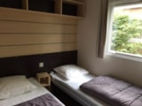 Rental - Mobile-home CHOCOLAT - 2 bedrooms - Camping La Chesnays