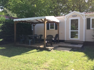 Mobile-Home Chocolat - 2 Bedrooms