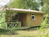 Rental - Chalet GRAND LARGE 'OUEST' - 3 bedrooms - Camping La Chesnays