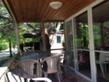 Rental - Mobile-home  OPHEA - 2 bedrooms - Camping La Chesnays