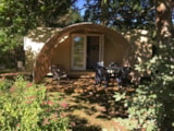 Rental - Canvas Bungalow Coco Sweet Without Toilet Blocks - Camping La Chesnays