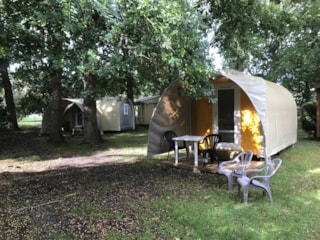 Canvas Bungalow Coco Sweet Without Toilet Blocks - 1 Bedroom