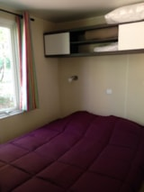 Rental - Mobile home Ophéa D / 2 bedrooms - Camping La Chesnays