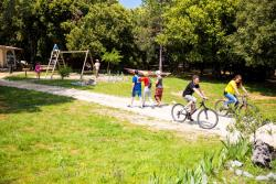 Establishment Camping Mille Etoiles - Labastide De Virac