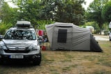 Pitch - Pitch with electricity - Airotel Camping La Roche Posay Vacances