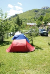Pitch - Pitch Tent Less Than 2 M2, With 2 Places Max, - Domaine du Trappeur