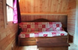 Rental - Chalet Tipi EDELWEISS - Domaine du Trappeur