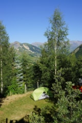 Pitch - Caravan Pitch Or Tent More Than 2 Places With At Least 2 Rooms - Domaine du Trappeur