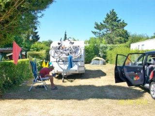 Package Camping-Car + Electricity 10A