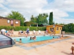 Establishment Camping ''LE PONT ROUGE ET LES VIGNES'' - CHIPILLY