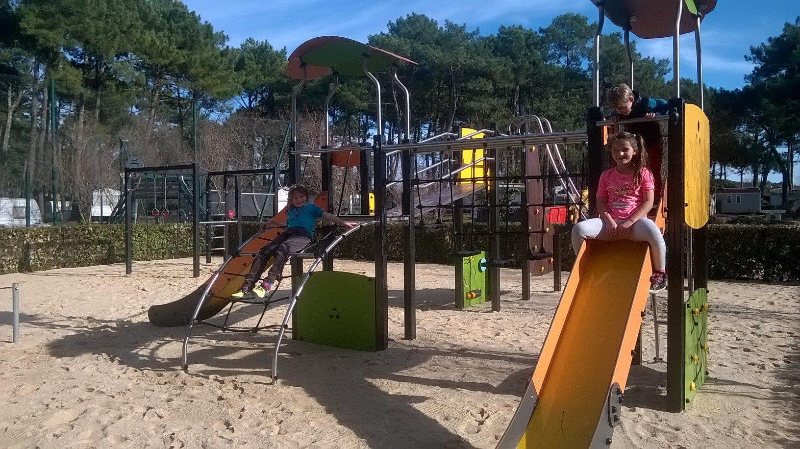 Leisure Activities Camping Albret Plage - Messanges