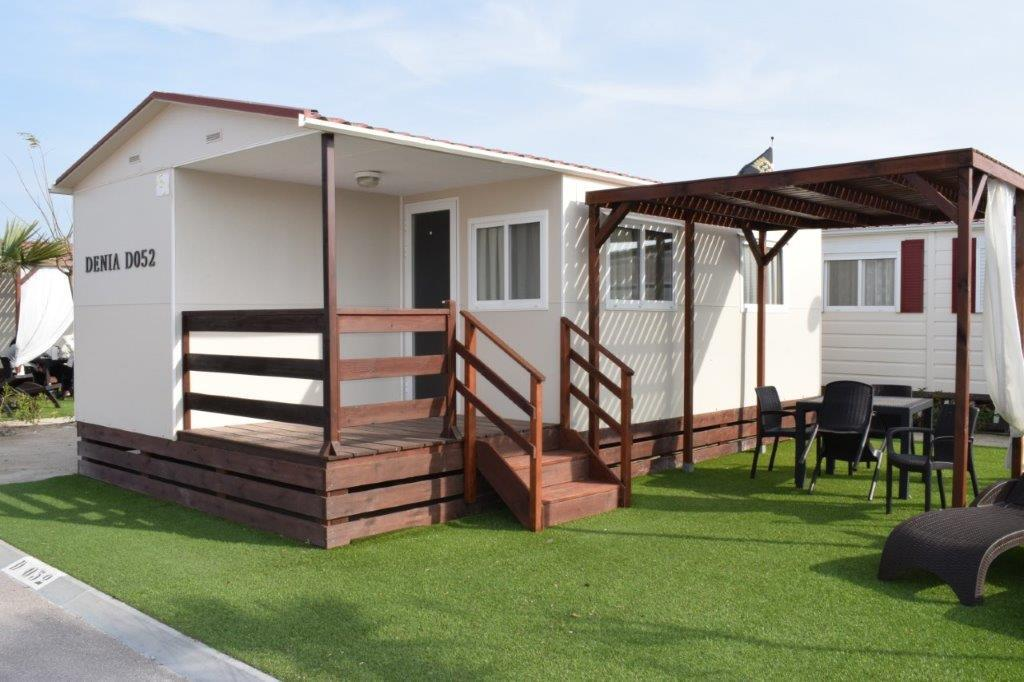 Location - Mobile-Home Denia - Alannia resorts Costa Blanca