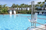 Wheelchair friendly Marjal Costa Blanca Camping & Resort - Crevillente