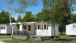 Mobile-home CONFORT 26m² - 2 bedrooms + terrace