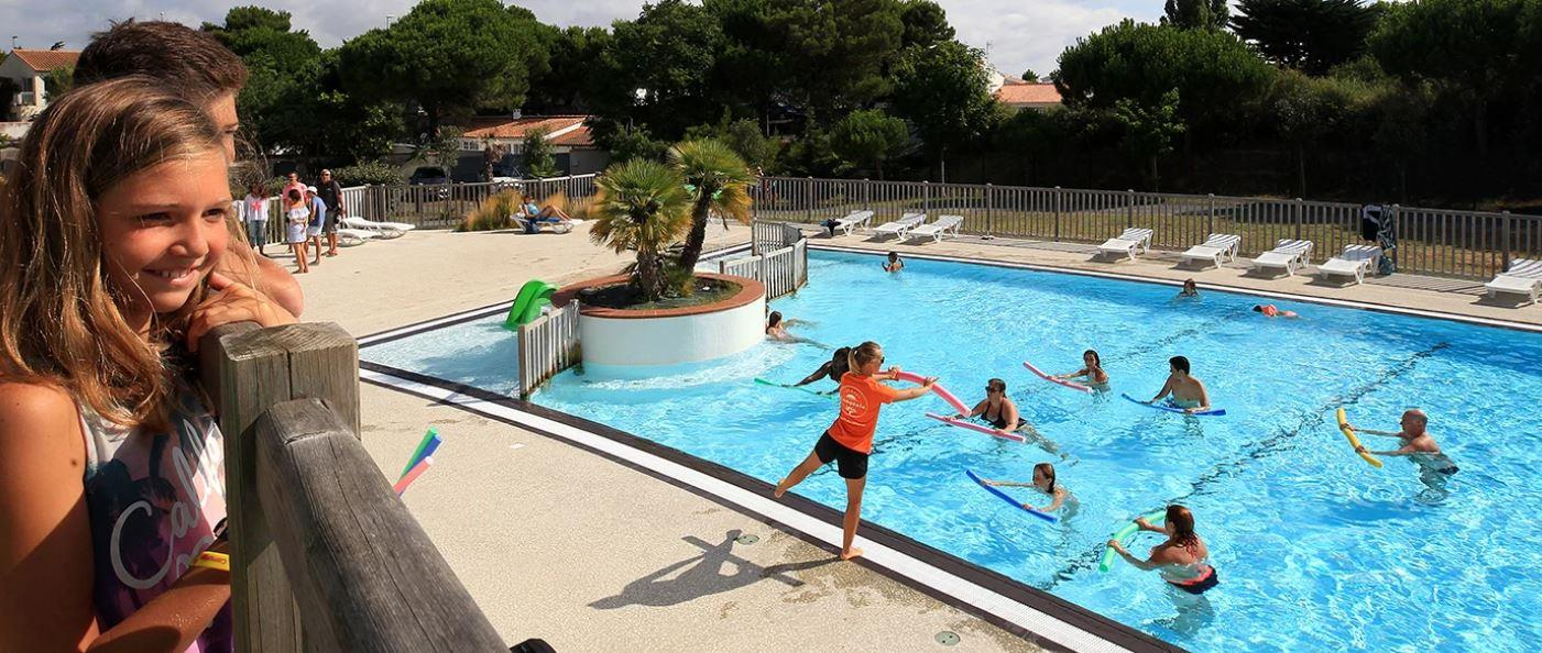 Camping Campeole la Redoute, Rivedoux-Plage, Charente-Maritime