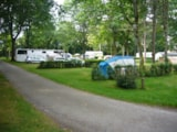 Pitch - Pitch - tent, caravan or motorhome >100m² - Camping le Lac O Fées