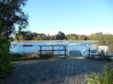 Rental - Mobile home Confort 35m² - 2 bedrooms (adapted to the people with reduced mobility) - Camping le Lac O Fées