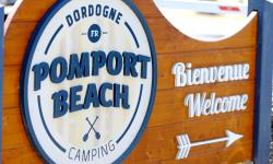 Camping Pomport Beach