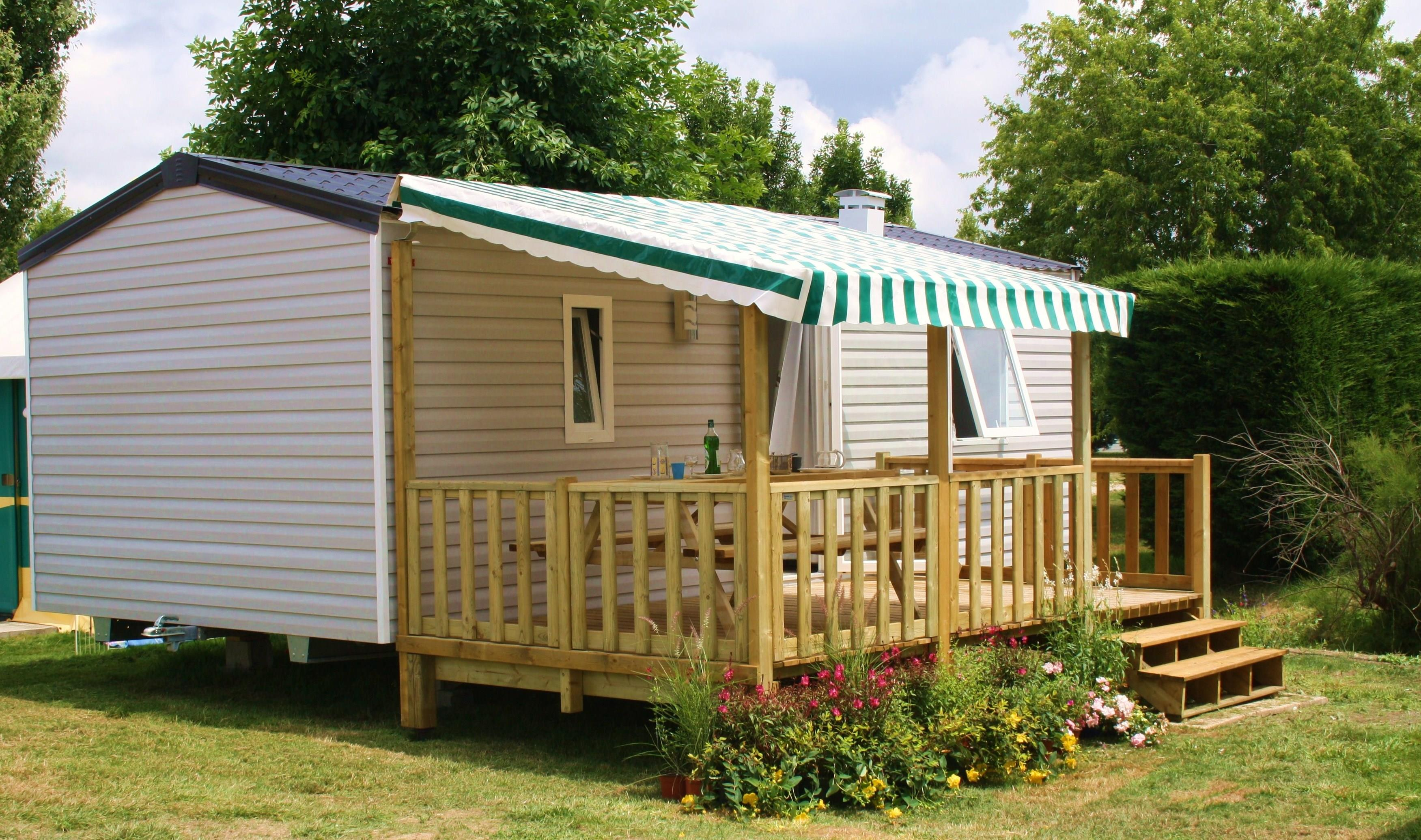 Mobil-home 2 Chambres Eco