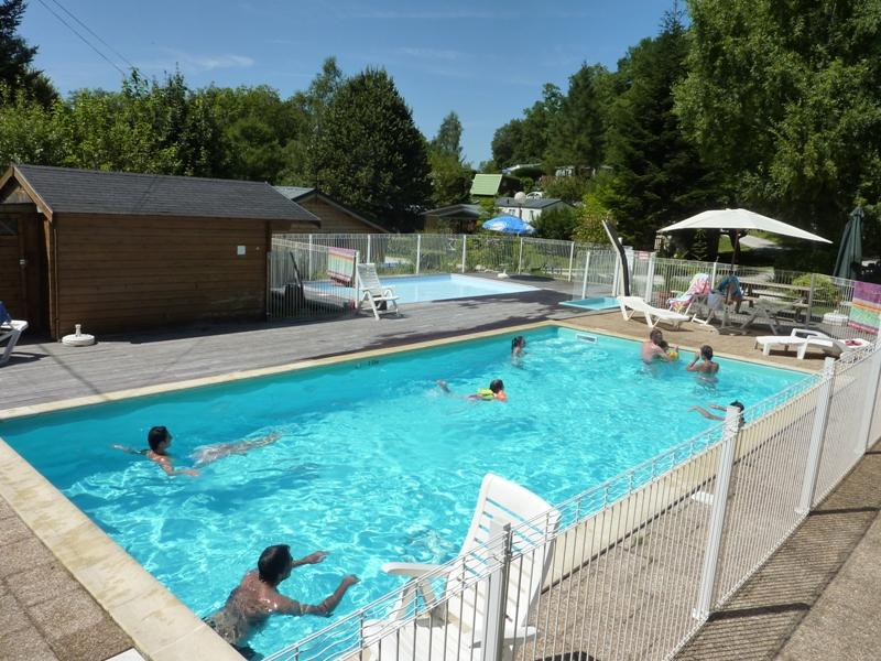Services & amenities Camping Le Rey - LOUVIE JUZON