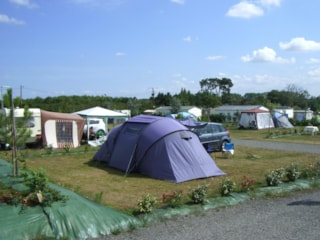 Pitch For 2 Adults And 1 Vehicle -