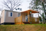 Rental - Mobile-Home Evo 29 - Camping de L'Ile