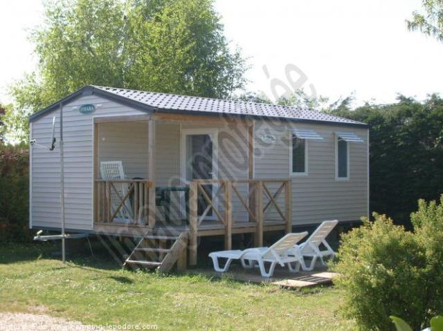 Mobilhome Ohara 784 T Confort, 29 m² + Terrasse intégrée (2 chambres)