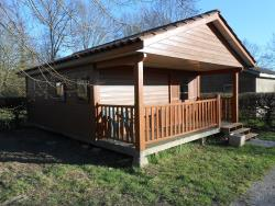 Accommodation - Chalet - CAMPING LE NID DU PARC
