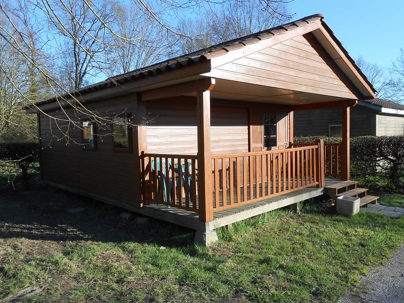 Location - Chalet - Camping Nid du Parc