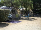 Pitch - Pitch + Vehicle + Electricity 10A - Camping Club Mahana By La Pège