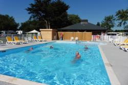 Bathing Camping La Fontaine - Guerande