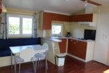 Rental - Mobil-home with terrace - Camping Le Pavillon