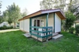 Rental - Chalet with terrace - Camping Le Pavillon