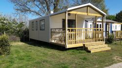 Mobil-home with terrace Prestige