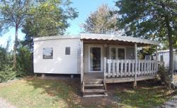 Mobil-home with terrace 3 bedrooms