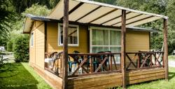 Accommodation - Chalet Génépi 3 Bedrooms / Arrival And Departure On Saturday In July And August - Camping Les Marmottes