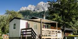 Accommodation - Mobile Home L'eterlou 2 Bedrooms / Arrival And Departure On Saturday In July And August - Camping Les Marmottes