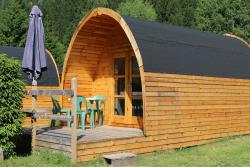Accommodation - Pod Bartavelle 12M² / Arrival And Departure On Saturday In July And August - Camping Les Marmottes