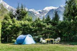 Establishment Camping Les Marmottes - Chamonix-Mont-Blanc