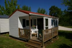 Rental - Mobile home 2 bedrooms - Camping LA CIGALINE
