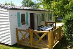 Rental - Mobile home 3 bedrooms - Camping LA CIGALINE