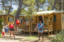 Huuraccommodatie - Stacaravan Resort Top Tv - Capfun - Camping Les Falaises